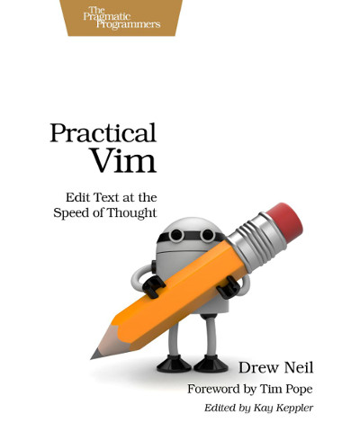 Book Review: Practical Vim